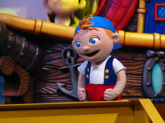 Cubby-Disney Junior Live