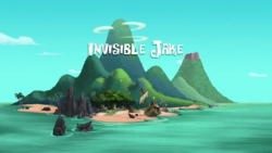Invisible Jake titlecard