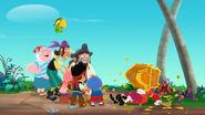 Pirate Piñata Plateau-jake's birthday bash04