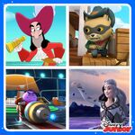 Disney Junior Villains