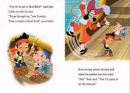 HookJake&Cubby-The key to Skull Rock book