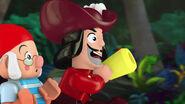 Hook&Smee-The Big Golden Tiki Treasure!01
