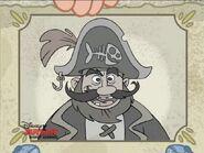 Captain Fisher-Cubby's Sunken Treasure
