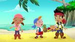 Jake&crew-Pirate Sitting Pirates11