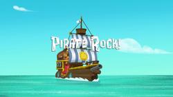 Pirate Rock titlecard