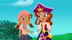 Izzy&Pirate Princess-The Never Rainbow
