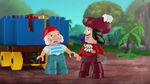 Hook&Smee -The Never Land Pirate Pieces of Eight