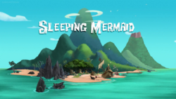 Sleeping Mermaid titlecard