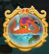Orange Octopus-Never Land Pirate Schoolapp01