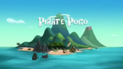Pirate Pogo title card