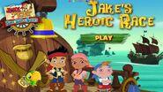 Jake's Heroic Race