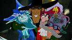 The Legion of Pirate Villains!10