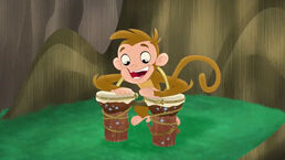 Monkey- Jake's Jungle Groove