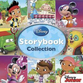 Disney Junior Storybook Collection-2013 reissue
