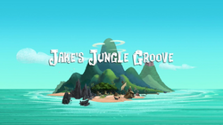 Jake's Jungle Groove titlecard