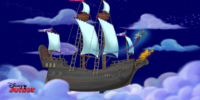 The Spirit of the Seas