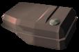 Brown Stout Fuel Tank