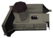 Red Ramshackle Engine