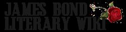 James Bond Literary Wikia