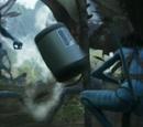 Gaz lacrymogène CS-40