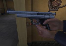 Dart gun (Agent Under Fire)