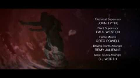 The Living Daylights Opening Title Sequence HD