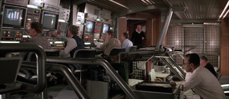 Situation room - Flying Saucer