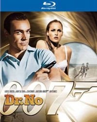 Dr No Blu Ray (1st Release)