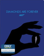 Diamonds Are Forever (2015 Blu-ray SteelBook)