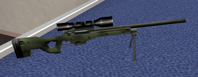 File:Winter Covert Sniper Rifle (Nightfire, PC).png
