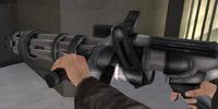 Predator minigun