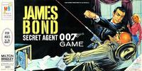 James Bond Secret Agent 007 (board game)