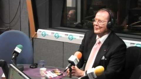 Roger Moore reveals favourite Bond