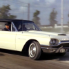 Vehicle - Ford Thunderbird Convertible
