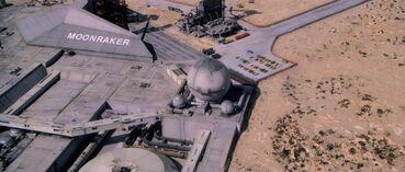 Moonraker - The Moonraker construction facility