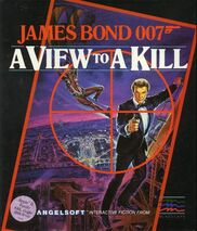 A View to a Kill (second video game)