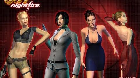 James Bond 007 NightFire Full Game Movie All Cutscenes