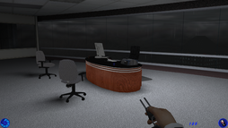 Phoenix Building - Administrator's office (Nightfire, PC)