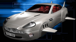 Aston Martin V12 Vanquish Submarine - NightFire