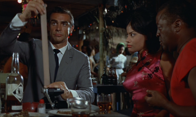 File:Dr. No - Bond destroys film.png