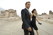 Quantum of Solace - Bond and Camille