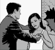 Bond rescues Zhong Mae (James Bond 007, GB)