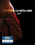 From Russia with Love (2015 Blu-ray SteelBook)