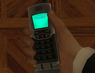 Cell Phone (Nightfire, PC)