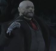 Yayakov's hand