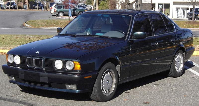 BMW 520i (E34) | James...