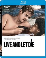 Live and Let Die (2015 Blu-ray)