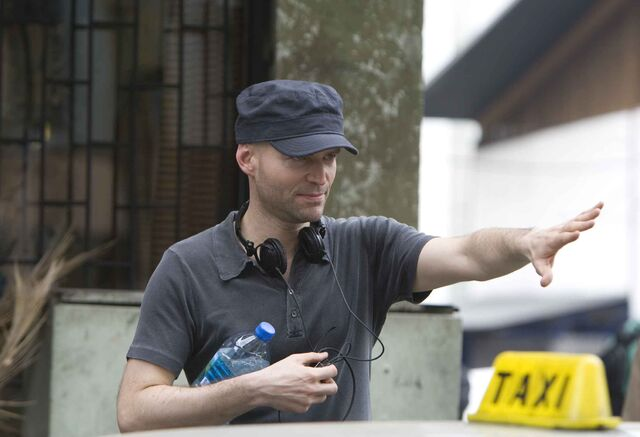 File:Quantum of Solace - Marc Forster on set 2.jpg