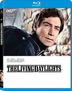 The Living Daylights (2015 Blu-ray)