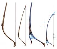 Na'vi Weapons Bows